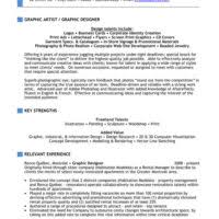 Artist Resume Sample by Creative Artist Resume Template Example With Skills Highlight And