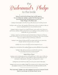 bridesmaid poems to ask a bridemaid s promise archives ultimate bridesmaid