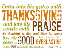 thanksgiving praise service at bay city baptist church bay city