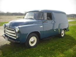 1956 dodge panel truck purchase used 1956 dodge panel in newark ohio united states for