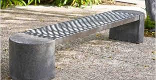 outdoor concrete bench plans outdoor benches ideas