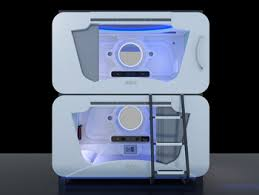 Space Bunk Beds Fashionable And Modern Bunk Bed Space Capsule Bed Buy Bunk