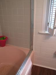 How To Paint Old Bathroom Tile - smoke u0026 mirrors u2013 a bathroom reveal