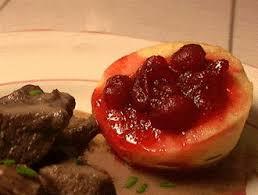 cuisiner des airelles recettes légumes pommes aux airelles