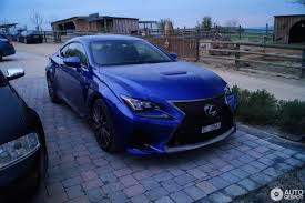 lexus rc f lexus rc f 17 april 2017 autogespot