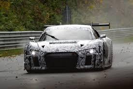 Audi R8 Lms - spyshots next gen 2015 audi r8 lms ultra racer breaks down