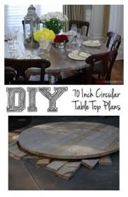diy round kitchen table the homestead survival how to build a round farmhouse table top