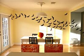 home wall decorating ideas glamorous at home wall decor of bats decoration made everyday