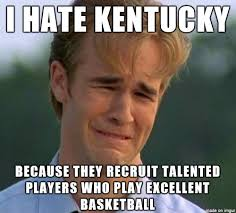 Hater Memes - as a kentucky fan my summary of every coach cal hater meme on
