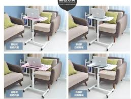 lazy table mobile laptop table multipurpose movable bedside table