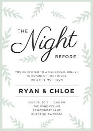rehearsal dinner invitation customize 93 rehearsal dinner invitation templates online canva