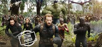 bookmyshow udaipur avengers infinity war movie 2018 reviews cast release date