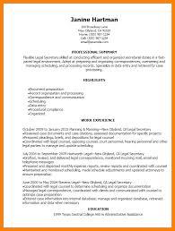 Secretary Assistant Resume 12 Legal Assistant Resume Samples Offecial Letter
