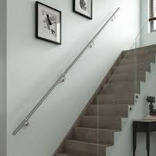 floor awesome handrail kits handrails for outdoor steps exterior