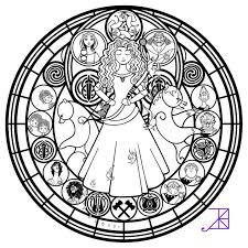 487 disney princess colouring pages images
