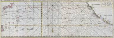 Map Of Pacific Ocean File 1748 Seale Map Of The Pacific Ocean W Trade Routes From