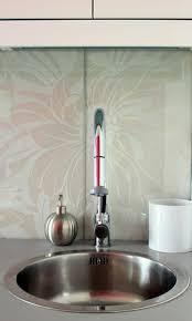 best images about glass backsplashes pinterest kitchen ikea hackers customized glass backsplash