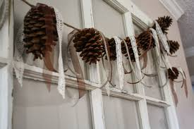 decoration ideas minimalist image of hanging pinecone kitchen