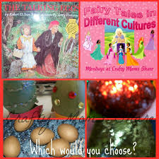 crafty tales in different cultures the talking eggs