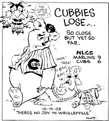 Chicago Cubs Flags Syndicated Cartoon Chicago Cubs De Soto Designs Vintage