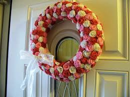 valentines day wreaths s day wreath my blessed