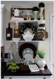 Ideas For Shelves In Kitchen Best 25 Shelf Arrangement Ideas On Pinterest Wall Shelf