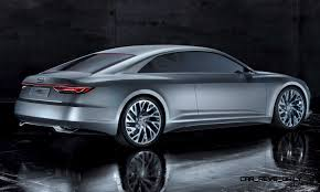 future audi a9 2014 audi prologue concept world debut and design analysis