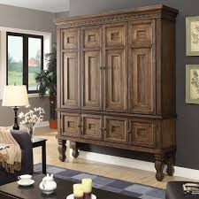 Living Room Armoire Parker House Aria 75
