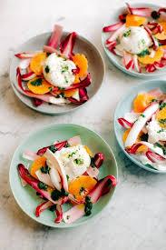 clementine cuisine recipe radicchio clementine and burrata bowls khoo