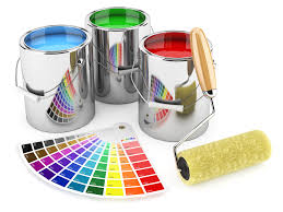 roller brush and palette of colors hd free foto paint color can tin jar paints canister bucket