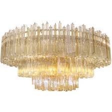 Large Glass Chandeliers Chandeliers Polyvore