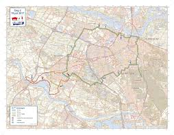 Route Map by Vierdaagse Downloads