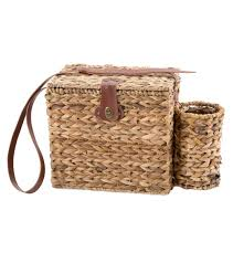 picnic basket for 2 sunnylife lennox picnic basket for 2 at swimoutlet free shipping