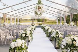 wedding tent wedding tent decorations diy wedding ideas trends clear top