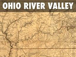 Ohio River Valley Map The Sugar Act By Mrs Mckinnon