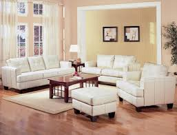 White Leather Ottoman Samuel Beige Leather Ottoman Steal A Sofa Furniture Outlet Los