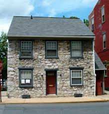 colonial architecture colonial period 1640 1800 phmc pennsylvania architectural