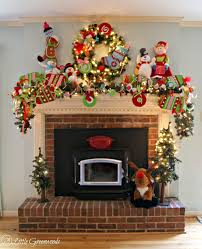 Very Large Christmas Decorations by A Very Merry Christmas Home Tour 3 Little Greenwoods