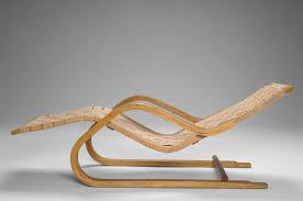 chaise de realisateur le design des chaises longues le xxème siècle