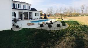 Backyard Leisure Pools by Inground Fiberglass Swimming Pools Swimming Pool Designs