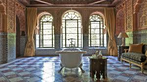 moroccan riad floor plan a wonderful love story luxury villa marrakech kensington morocco