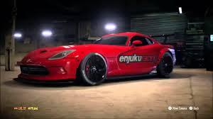 Dodge Viper 2014 - need for speed 2015 dodge viper srt 2014 customization youtube
