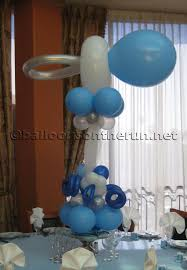balloon centerpiece ideas baby shower centerpieces balloons on the runparty decorations r