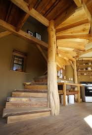 Wooden Spiral Stairs Design Diy Wooden Spiral Staircase Design How We Built It The Year Of Mud