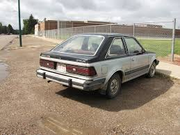 1983 mitsubishi cordia curbside clue name this car u2013 catch a crook