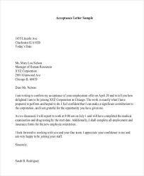 56 acceptance letters