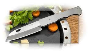 folding kitchen knives hocho a g russell folding cooks knife with ats 34 stainless