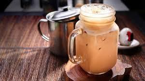 Teh Tarik pull milk tea teh tarik aroma asian