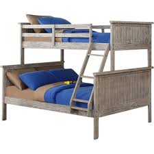 Donco Kids Twin Over Full Bunk Bed Wayfair - Full bunk beds