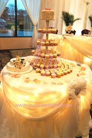 Cake Table Decorations by Cake Table Decoration Joyce Wedding Services